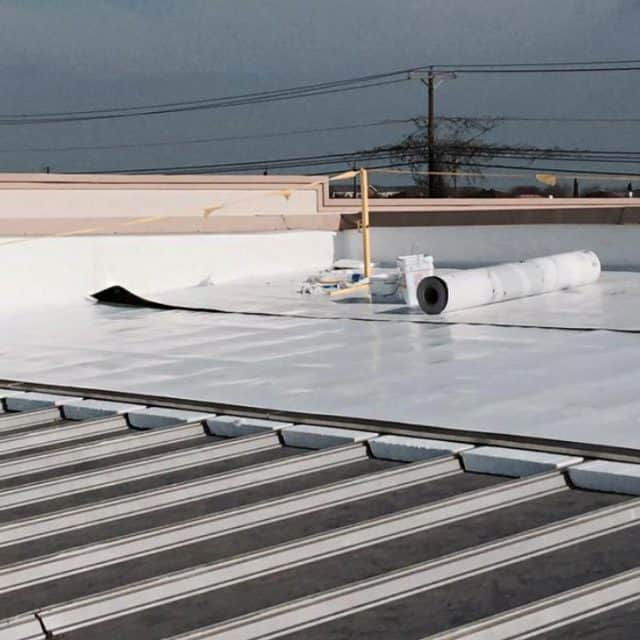 Commercial Roof Safety And Leak Prevention